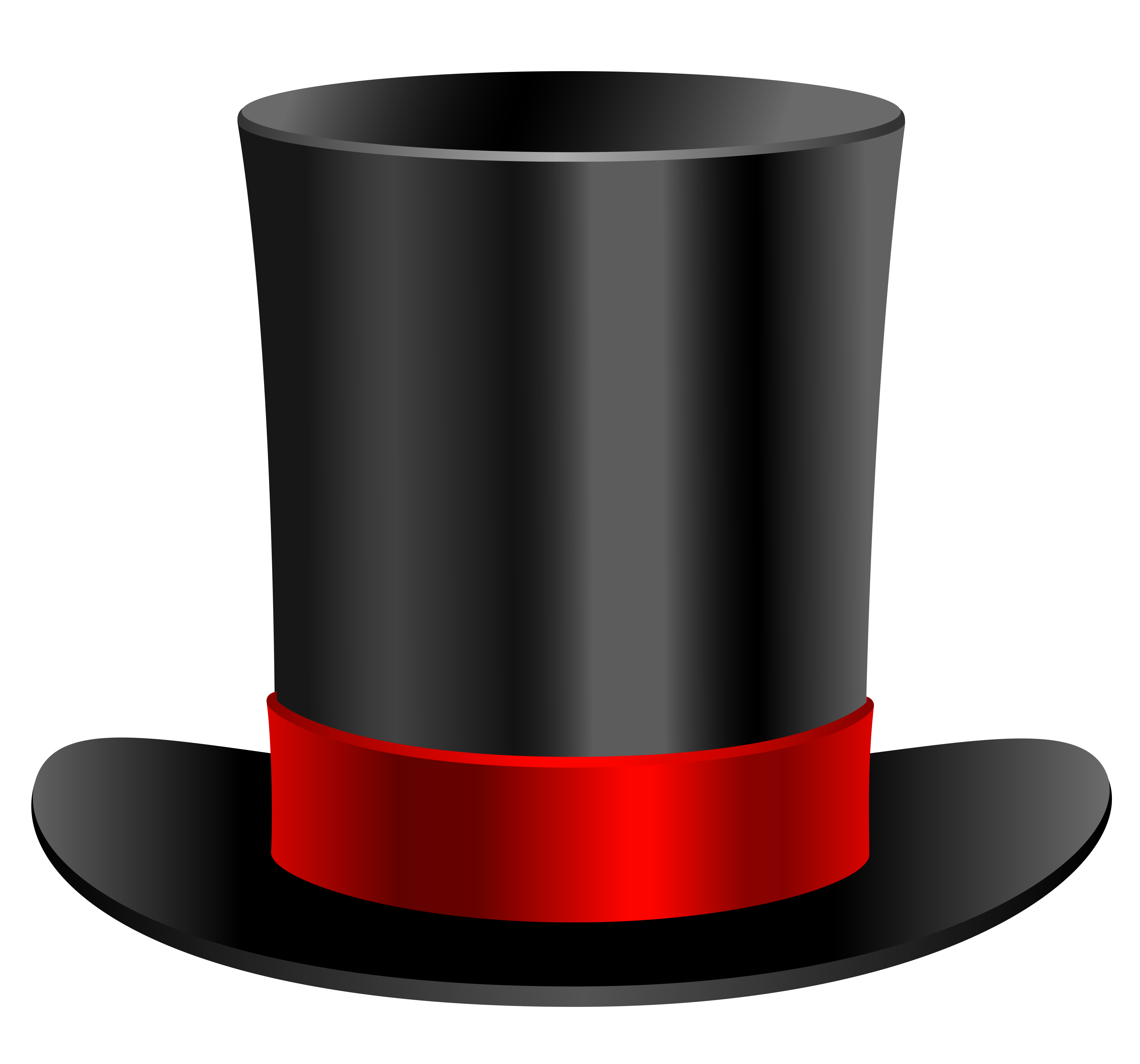 Stovepipe hat clipart #8