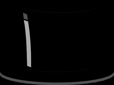 Top Hat Clipart.