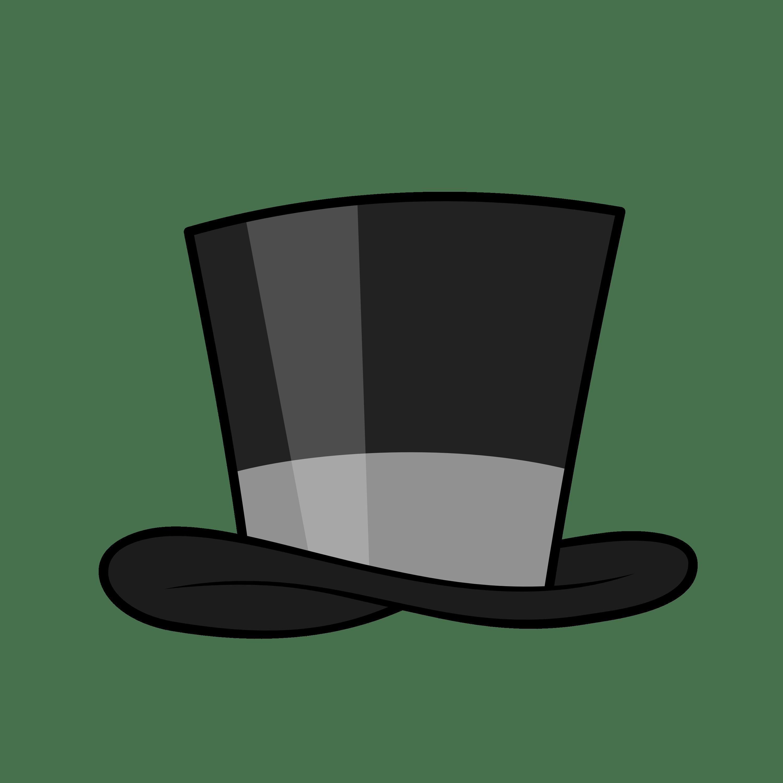 Top hat clipart no background » Clipart Portal.
