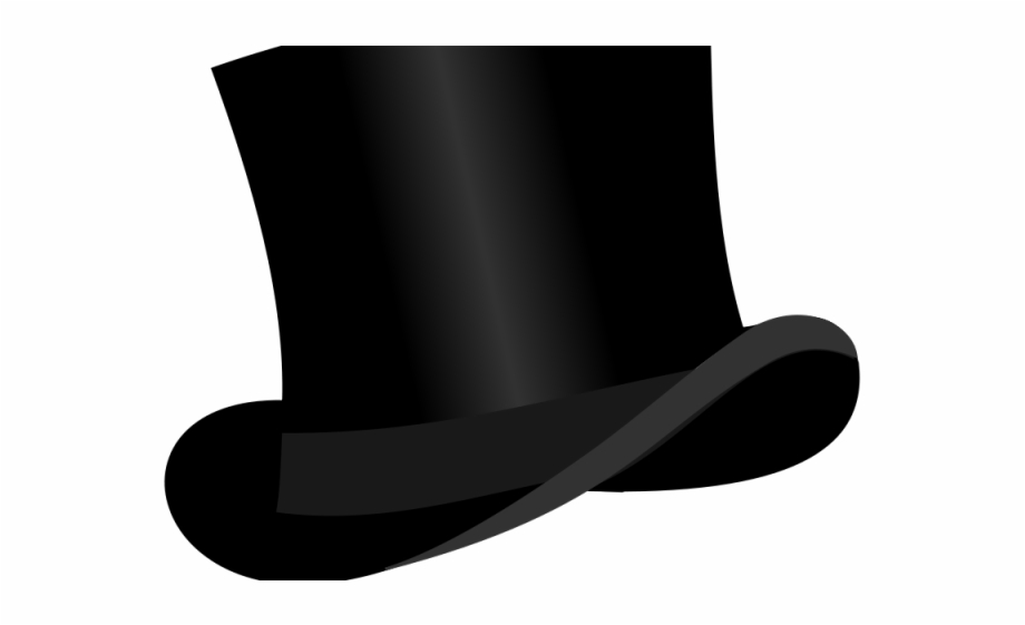 Top Hat Clipart Transparent Background.