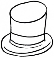Free Hat Outline Cliparts, Download Free Clip Art, Free Clip.