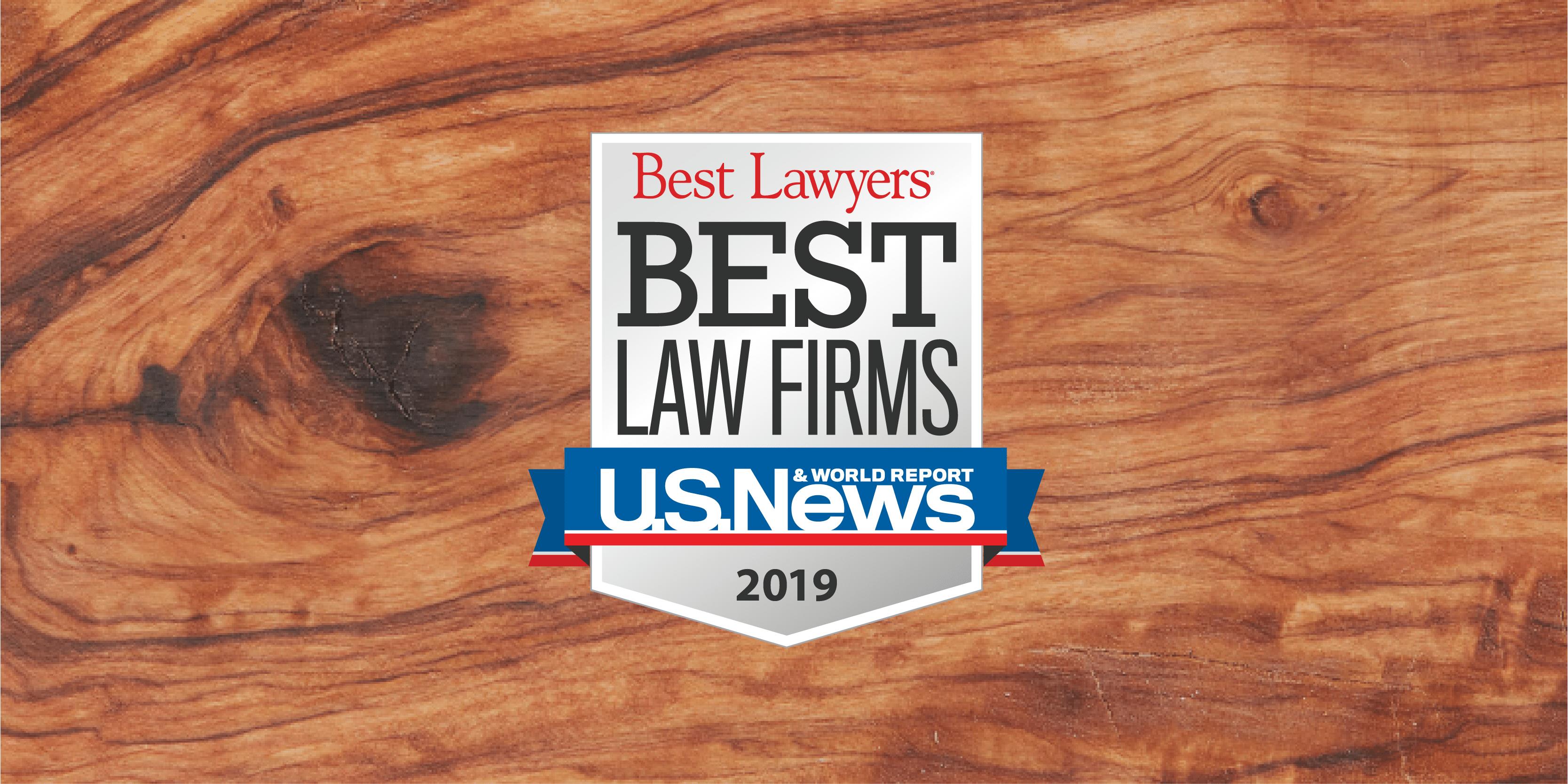 U.S. News \'Best Law Firms\' 2019 Recognizes Minami Tamaki\'s.
