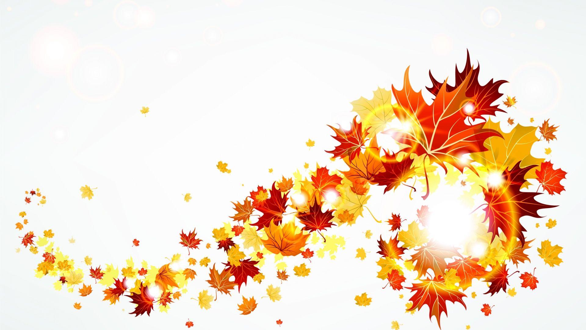 Fall border autumn free clip art danasokb top image #33786.