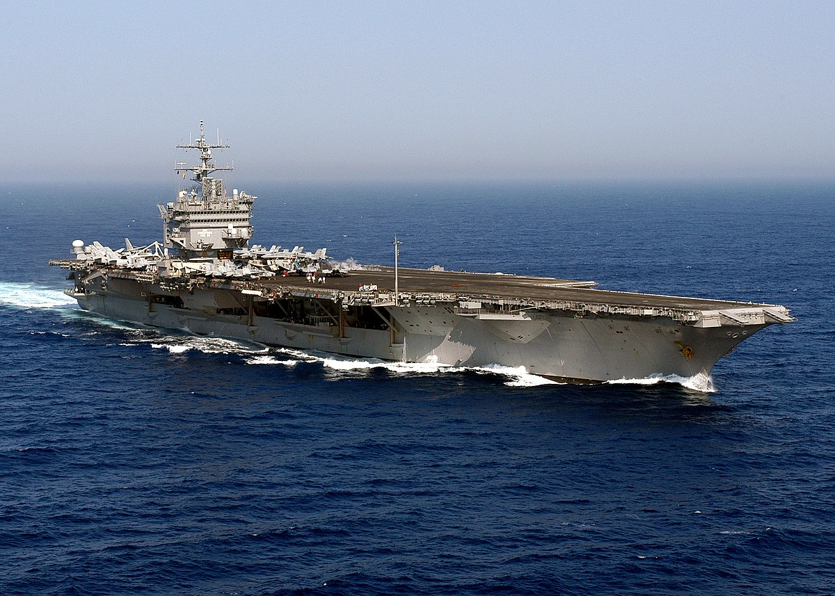 USS Enterprise (CVN.