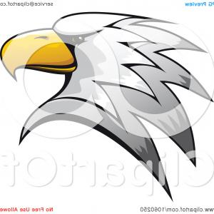 Best American Eagle Head Clipart Draw.