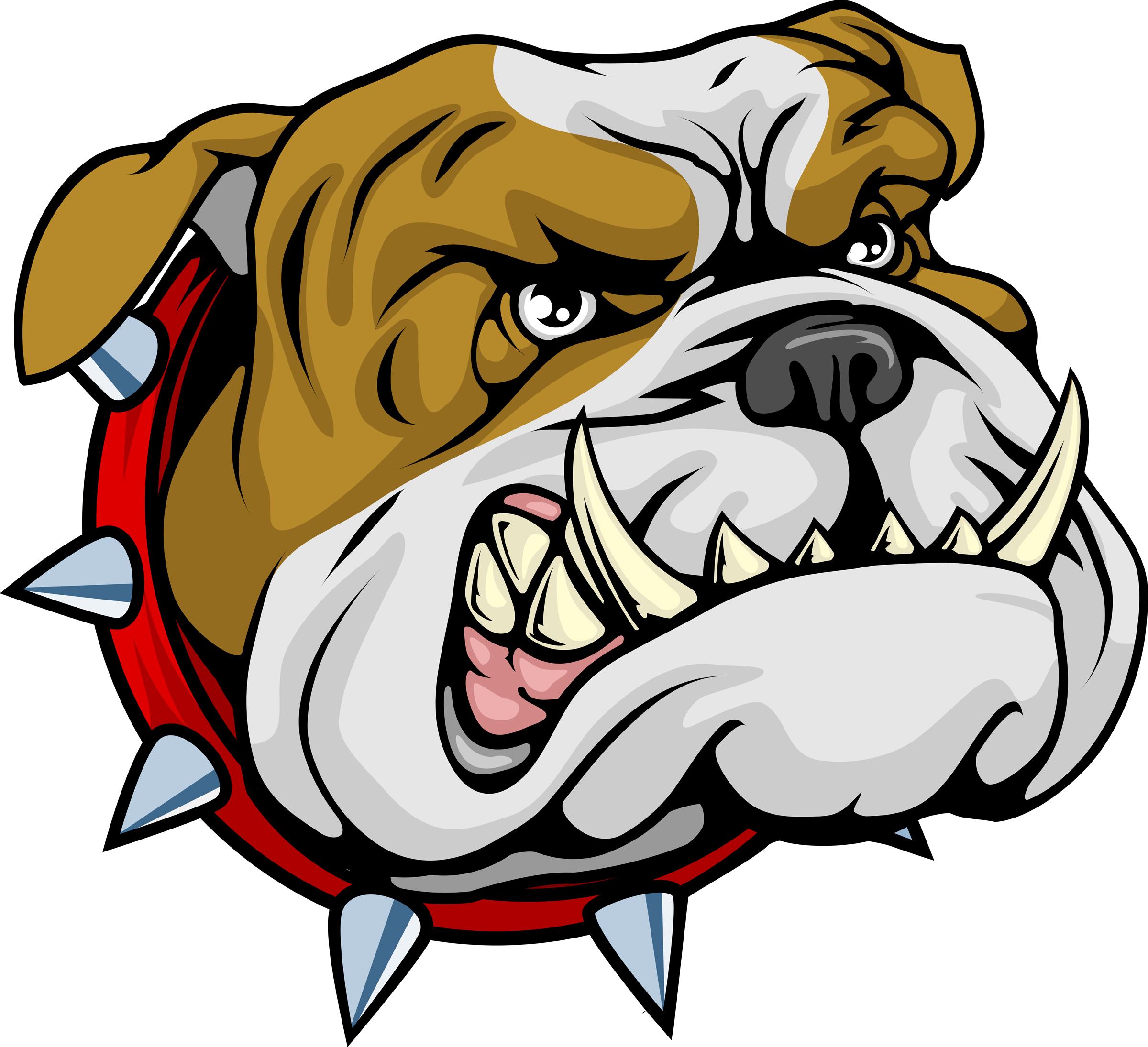 Bulldog head clipart dromgip top.