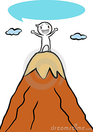 Top mountain clipart - Clipground