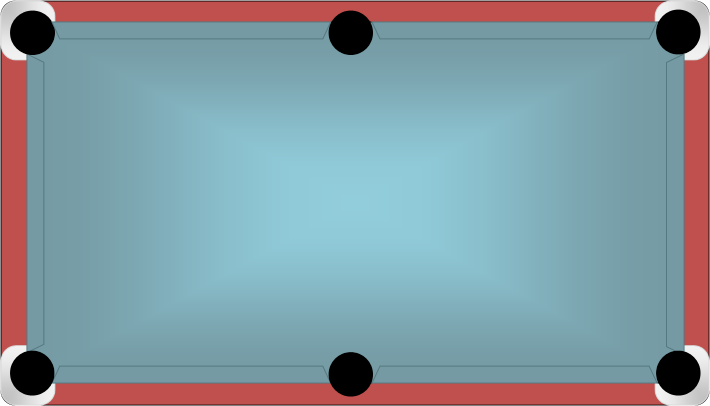 Top View Of Pool Clipart.