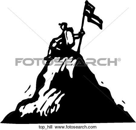 Clipart of mountain climbing, 19.