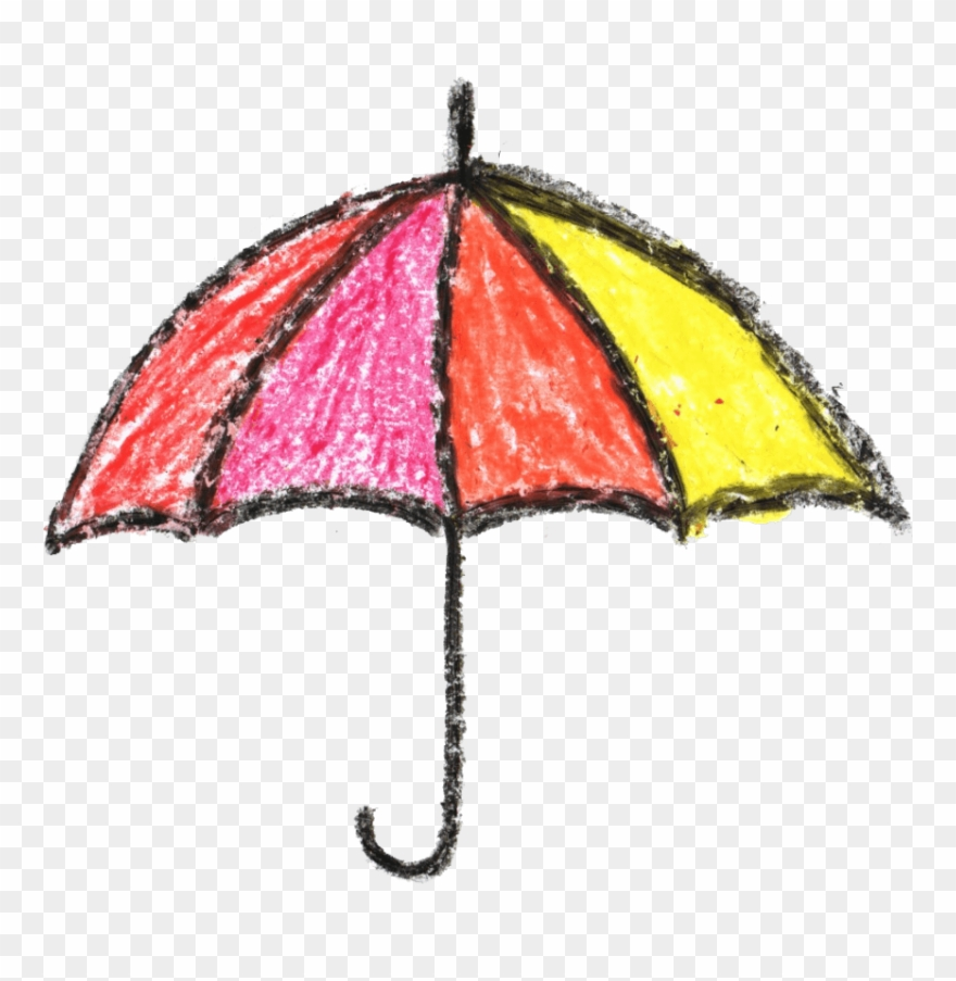 Crayon Umbrella Drawing Png Free Png Images Toppng.
