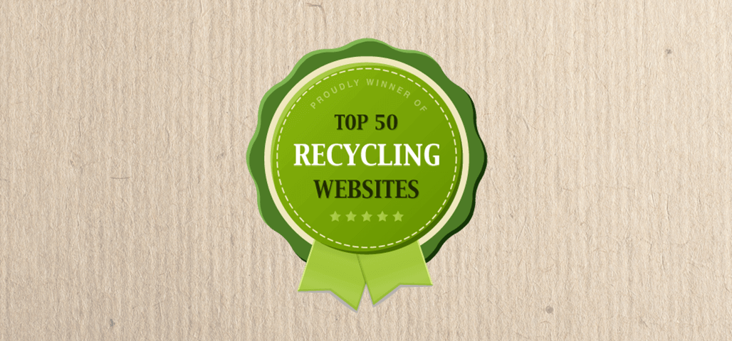 Top 50 Recycling Sites.
