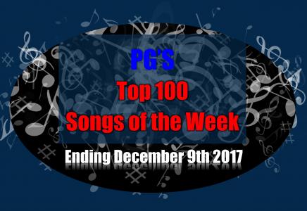 Paul Gordon\'s Top 100 Songs of the Week Ending December 9th.