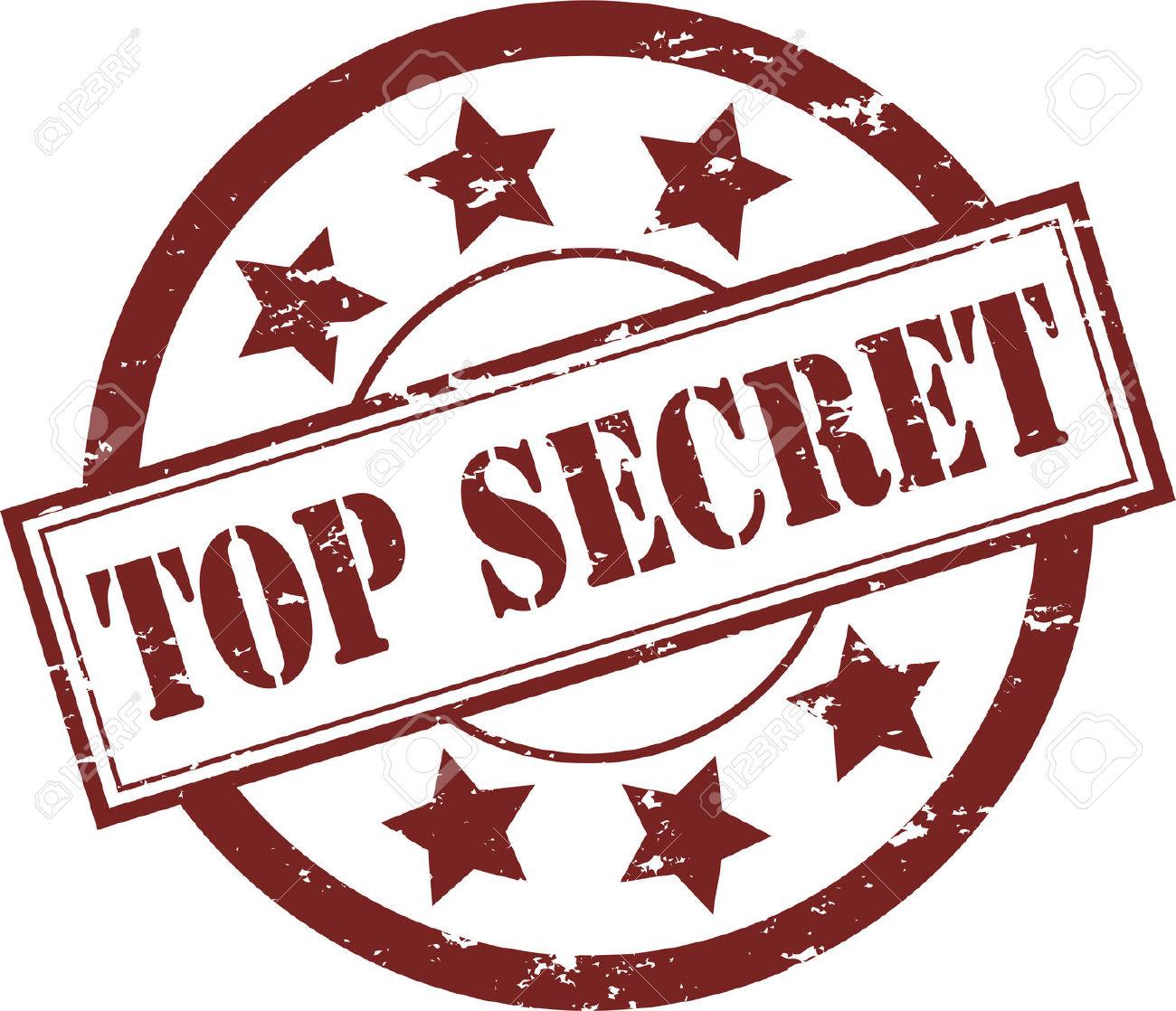 45+ Top Secret Clipart.