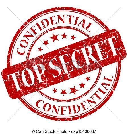 Clipart top secret 1 » Clipart Portal.