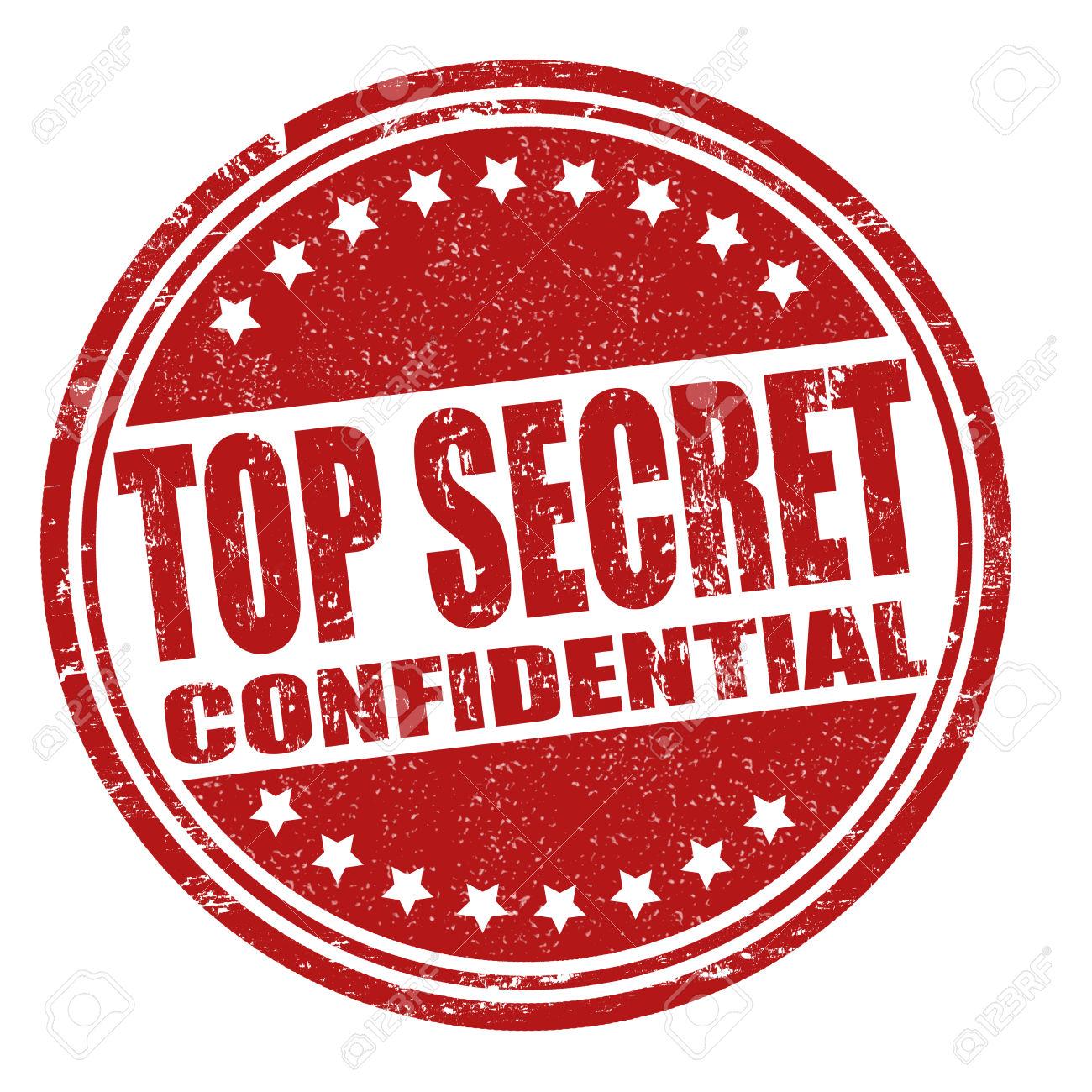 36+ Top Secret Clipart.