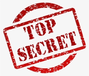 Top Secret PNG, Transparent Top Secret PNG Image Free.