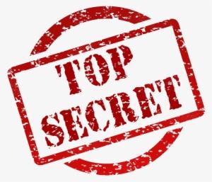 Top Secret PNG, Transparent Top Secret PNG Image Free.