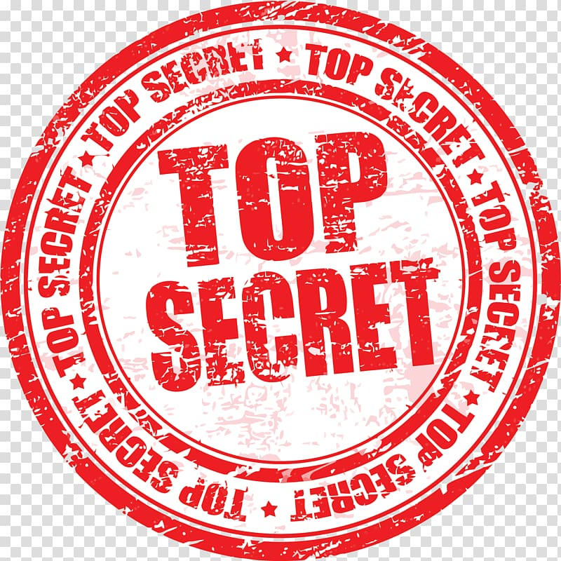 Top Secret , , top secret transparent background PNG clipart.
