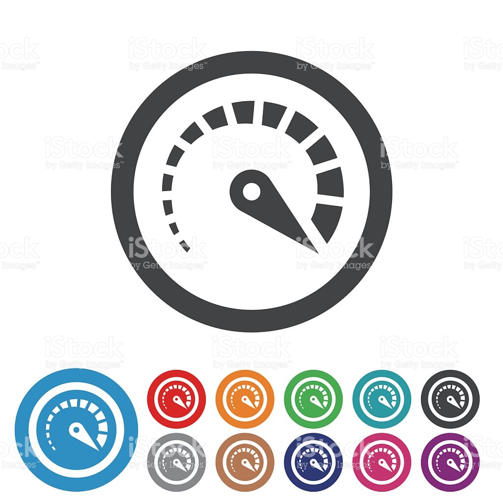 Top Speed Icons Graphic Icon Series stock vector art 543596956.