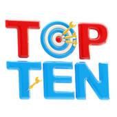 Top 10 clipart.