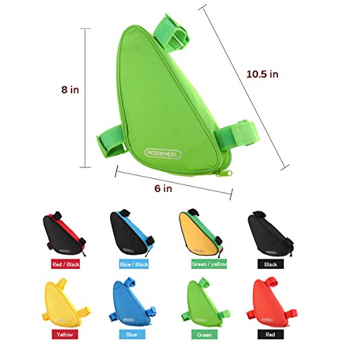 New Cycling Waterproof Triangle Bicycle Bike Bag Top Tube Triangle.