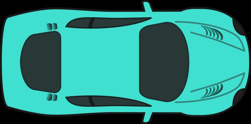 Best Car Clipart Top View #28650.