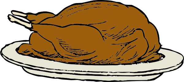 Pix For Cooked Turkey Clipart.