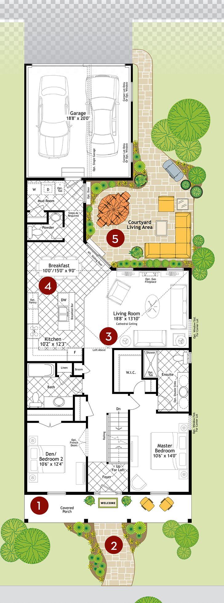 House Courtyard Garage Floor Plan Moroccan Riad PNG, Clipart.