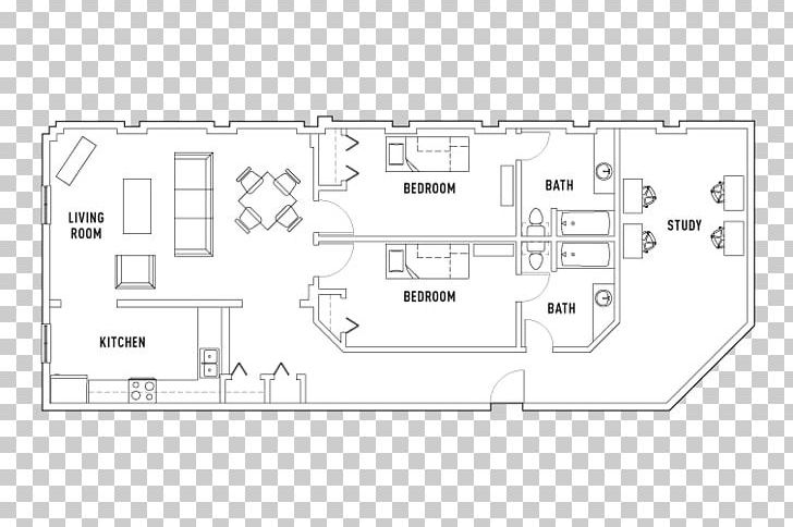 Floor Plan The Lofts At Capital Garage Apartment House PNG.
