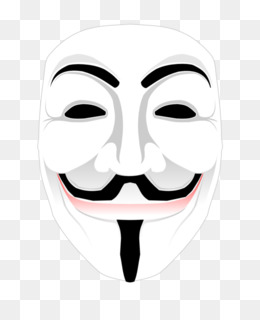 Guy Fawkes Mask PNG and Guy Fawkes Mask Transparent Clipart.