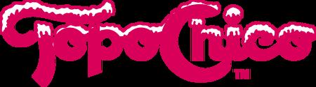 Topo Chico vector logo.