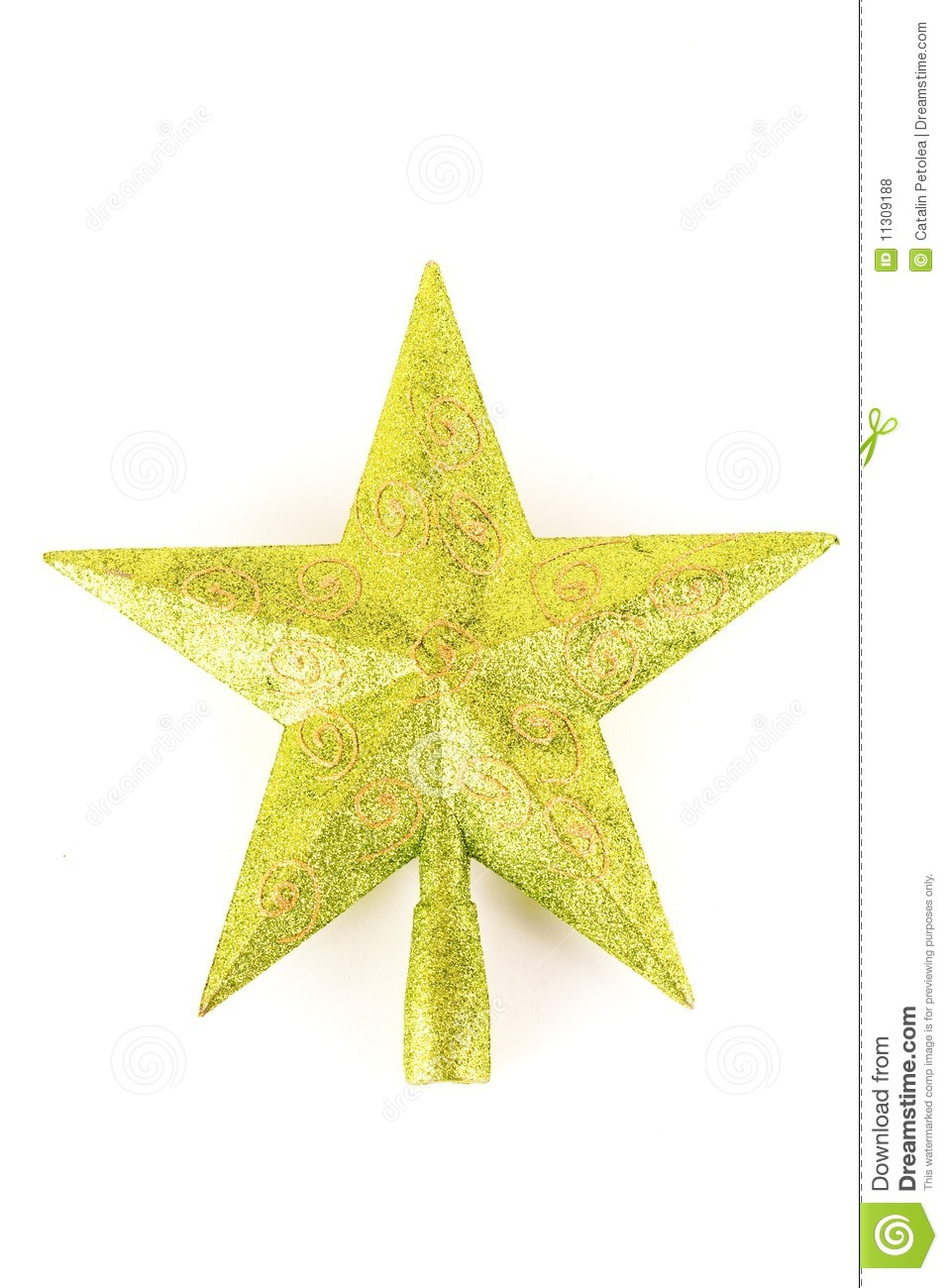 Free Clipart Christmas Star Tree Topper.