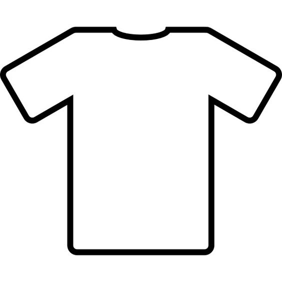 White T Shirt clip art found on Polyvore featuring polyvore.