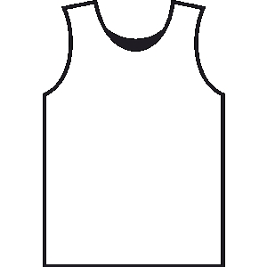 Tank top clipart free.