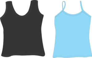 Tank Tops Clip Art at Clker.com.
