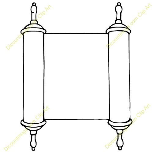 Torah Clip Art.