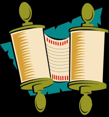 Torah Clipart Printable 3802.