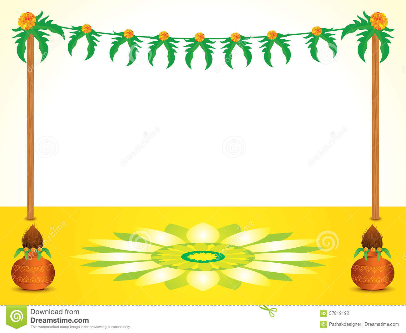 Mango leaves toran clipart 7 » Clipart Station.