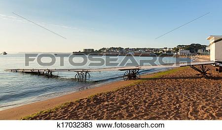 Stock Photo of Paignton Torbay Devon England uk k17032383.