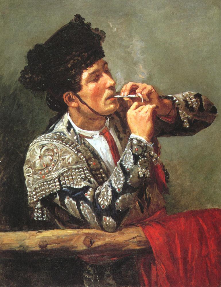 Toreador, 1873.
