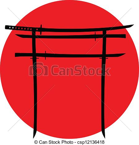 Torii Stock Illustrations. 585 Torii clip art images and royalty.