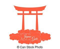 Torii gate Vector Clip Art EPS Images. 335 Torii gate clipart.