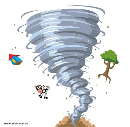 Free Cartoon tornados Clipart and Vector Graphics.