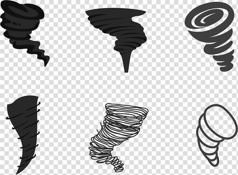 Euclidean Tornado Icon, Tornado Icon transparent background.