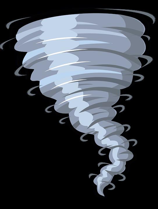 595 Tornado free clipart.