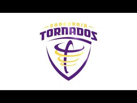Concordia University Texas Tornados Rebranding Logo Reveal.