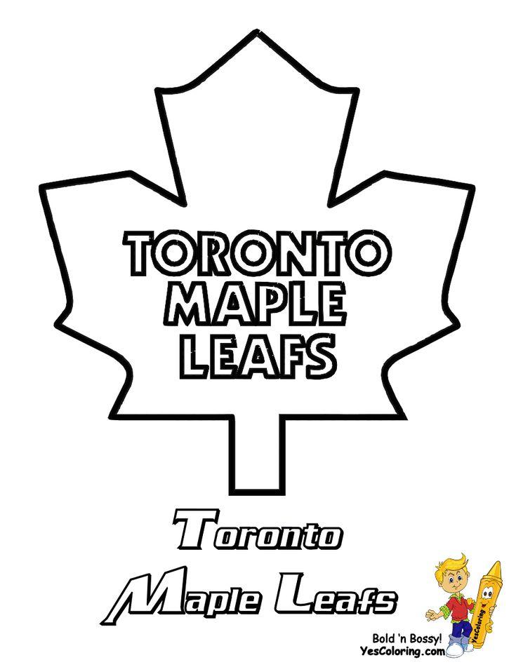 free hockey printable stencils.