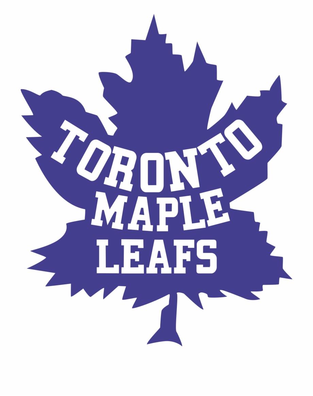 Toronto Maple Leafs Logo Png Transparent.