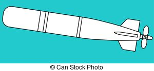 Torpedo Stock Illustrations. 439 Torpedo clip art images and.