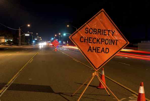4 motorists arrested during Torrance DUI checkpoint.